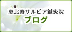 恵比寿サルビア鍼灸院ブログ